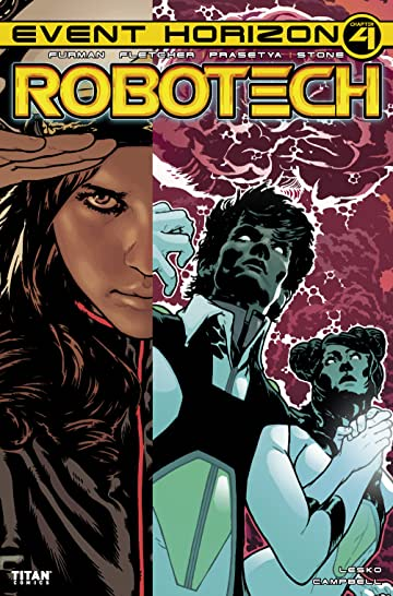 Robotech #24