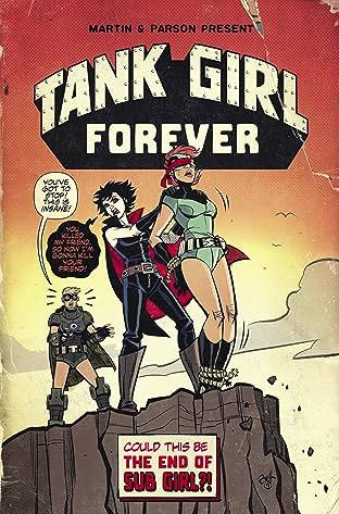 Tank Girl #7: Forever