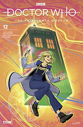 Doctor Who: The Thirteenth Doctor #12