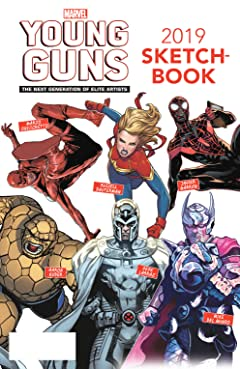 Young Guns Sketchbook (2019) #1