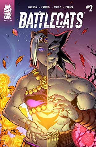 Battlecats Vol. 2 #2