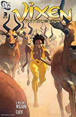Vixen: Return of the Lion #3