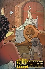Vixen: Return of the Lion #3 (of 5)