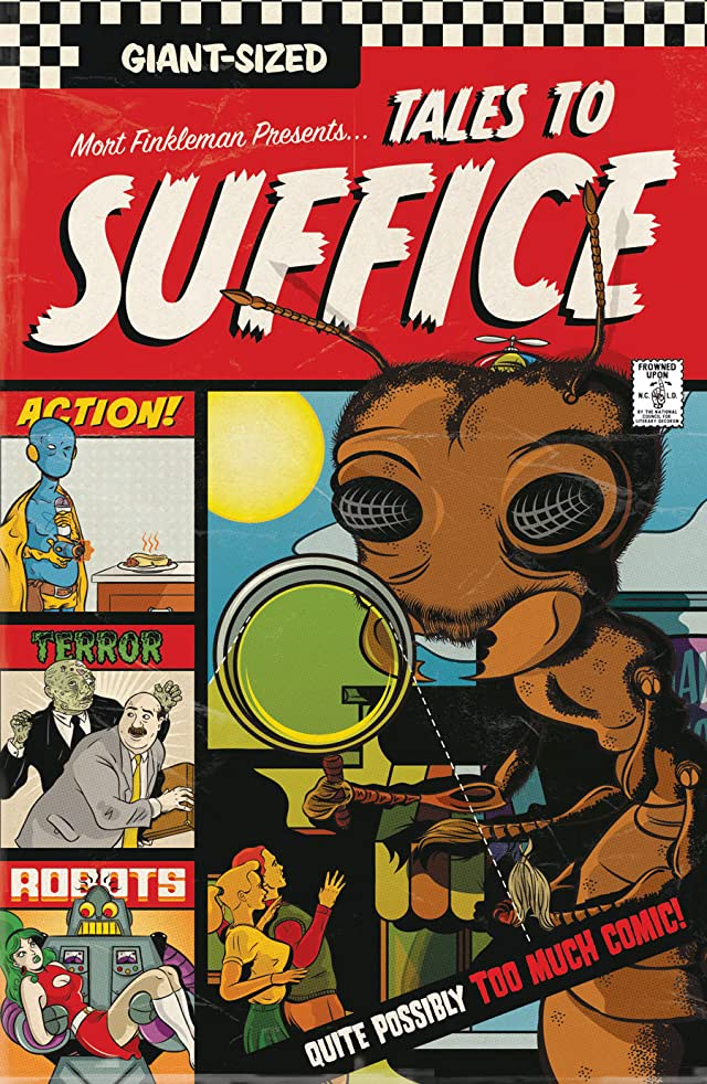 Giant-Sized Tales to Suffice
