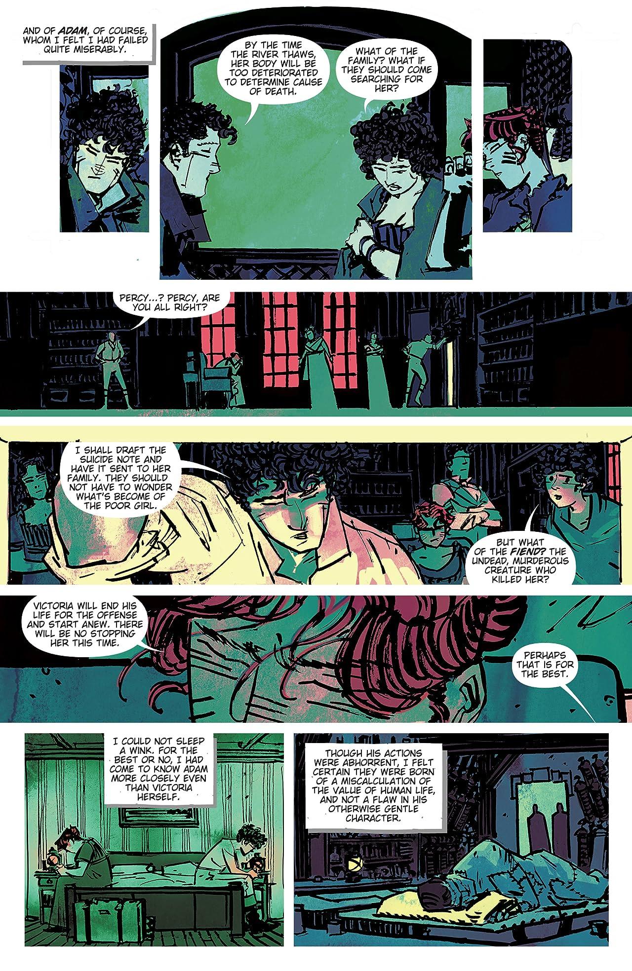 Mary Shelley Monster Hunter #4