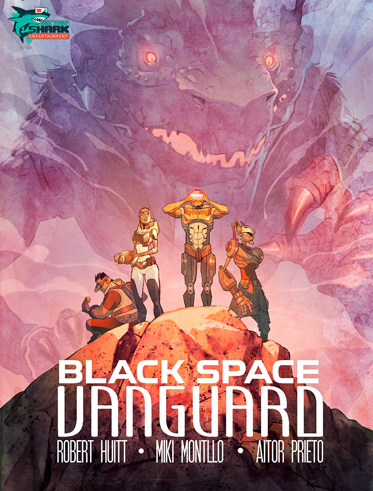 Black Space Vanguard #1