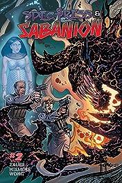 Spectress and Sabanion #2