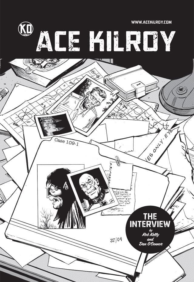 Ace Kilroy: The Interview