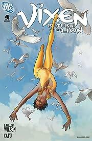 Vixen: Return of the Lion #4 (of 5)