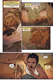 Vixen: Return of the Lion #4 (of 5)