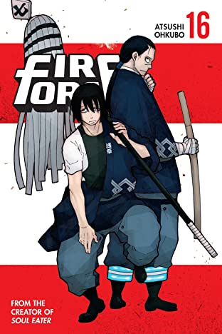 Fire Force Tome 16