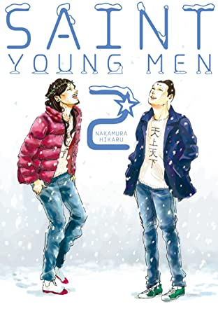 Saint Young Men Tome 2