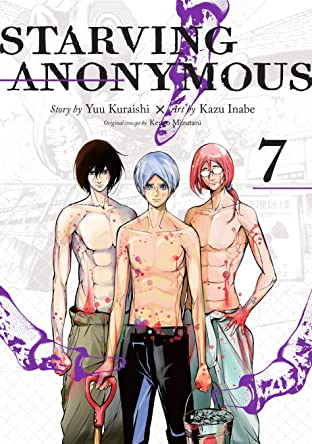 Starving Anonymous Tome 7