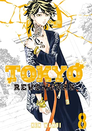 Tokyo Revengers Tome 8