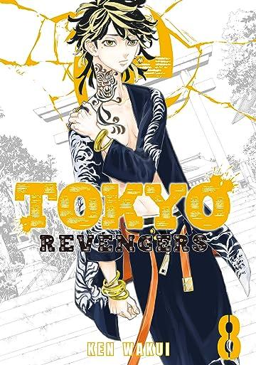 Tokyo Revengers Tome 8