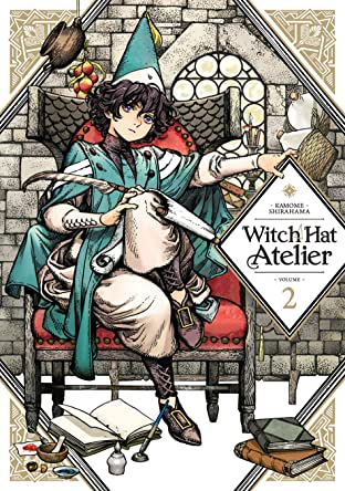 Witch Hat Atelier Tome 2