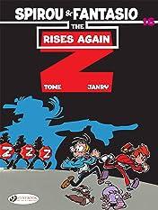 Spirou Vol. 16: The Z Rises Again