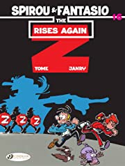 Spirou Vol. 16: The Z Rises Again