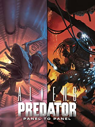 Aliens/Predator: Panel to Panel
