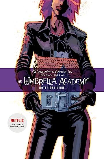 Umbrella Academy Tome 3: Hotel Oblivion