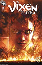 Vixen: Return of the Lion #5 (of 5)