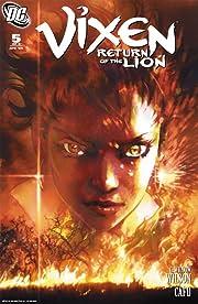Vixen: Return of the Lion #5