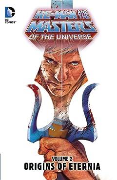 Masters of the Universe Vol. 2: Origins of Eternia