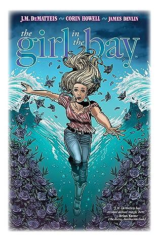 Girl in the Bay