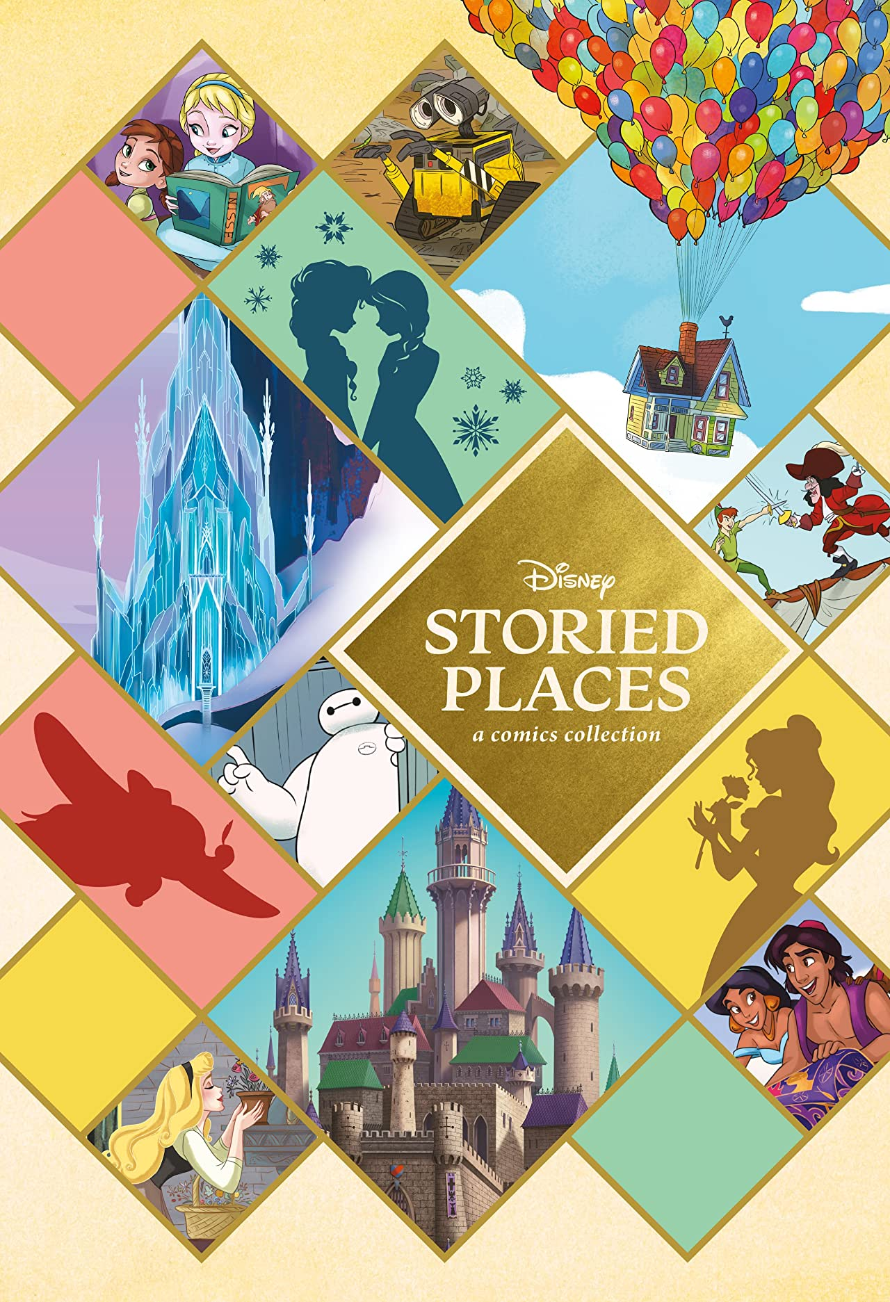 Disney Storied Places