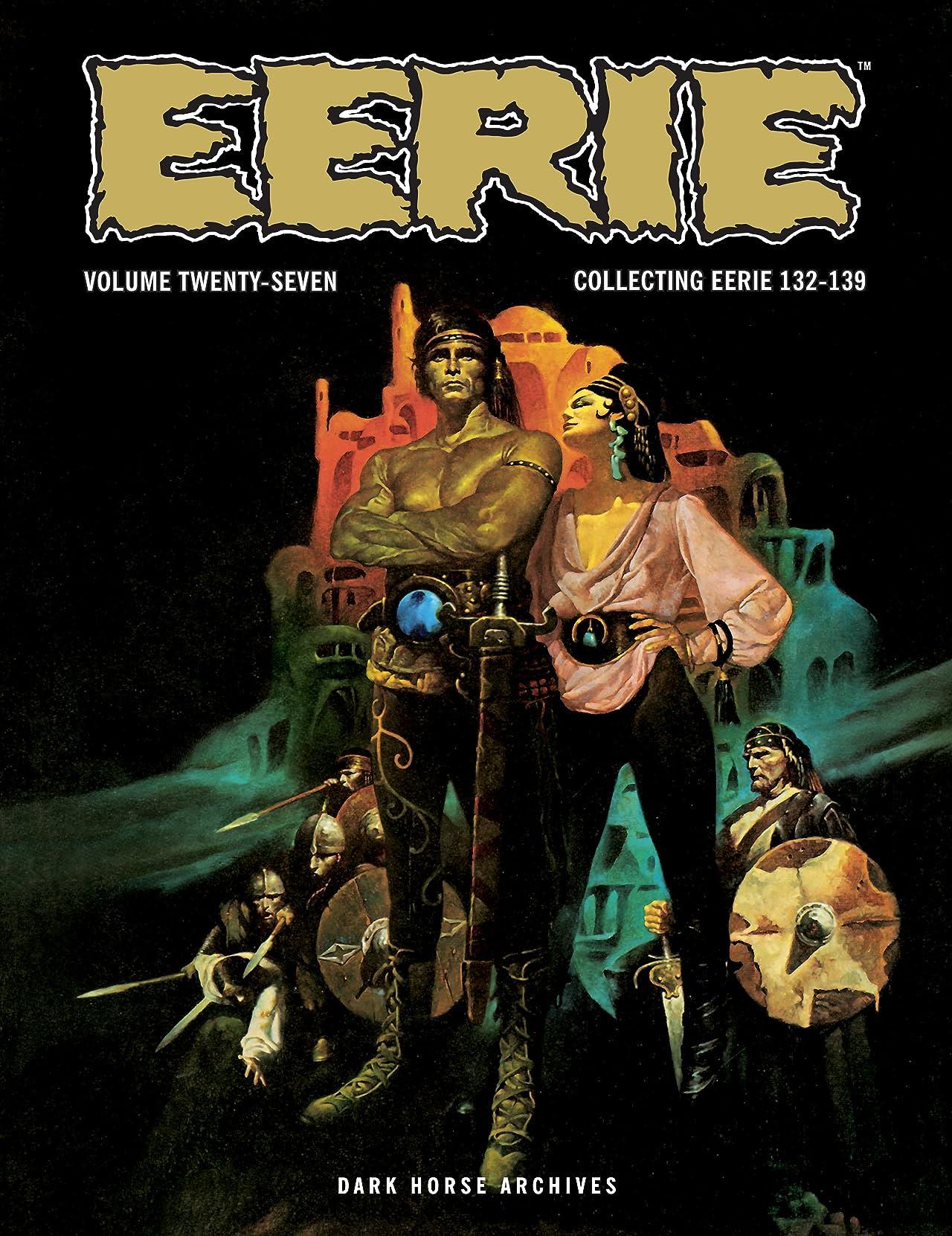 Eerie Archives Vol. 27