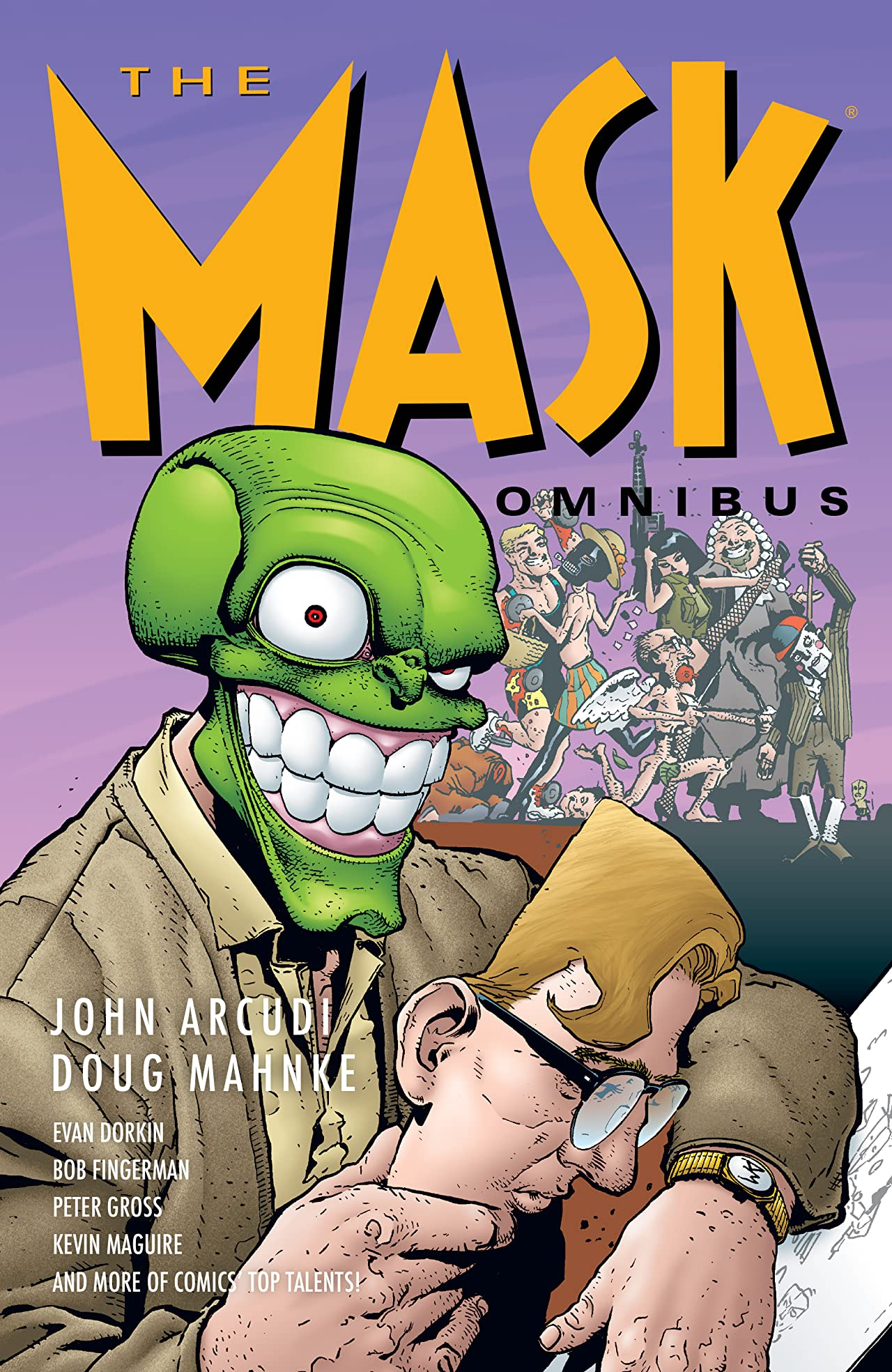 The Mask Omnibus (Second Edition) Tome 2