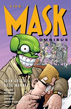 The Mask Omnibus (Second Edition) Vol. 2