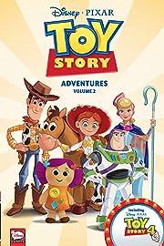 Disney•PIXAR Toy Story Adventures Tome 2
