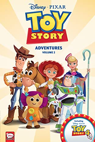 Disney•PIXAR Toy Story Adventures Vol. 2