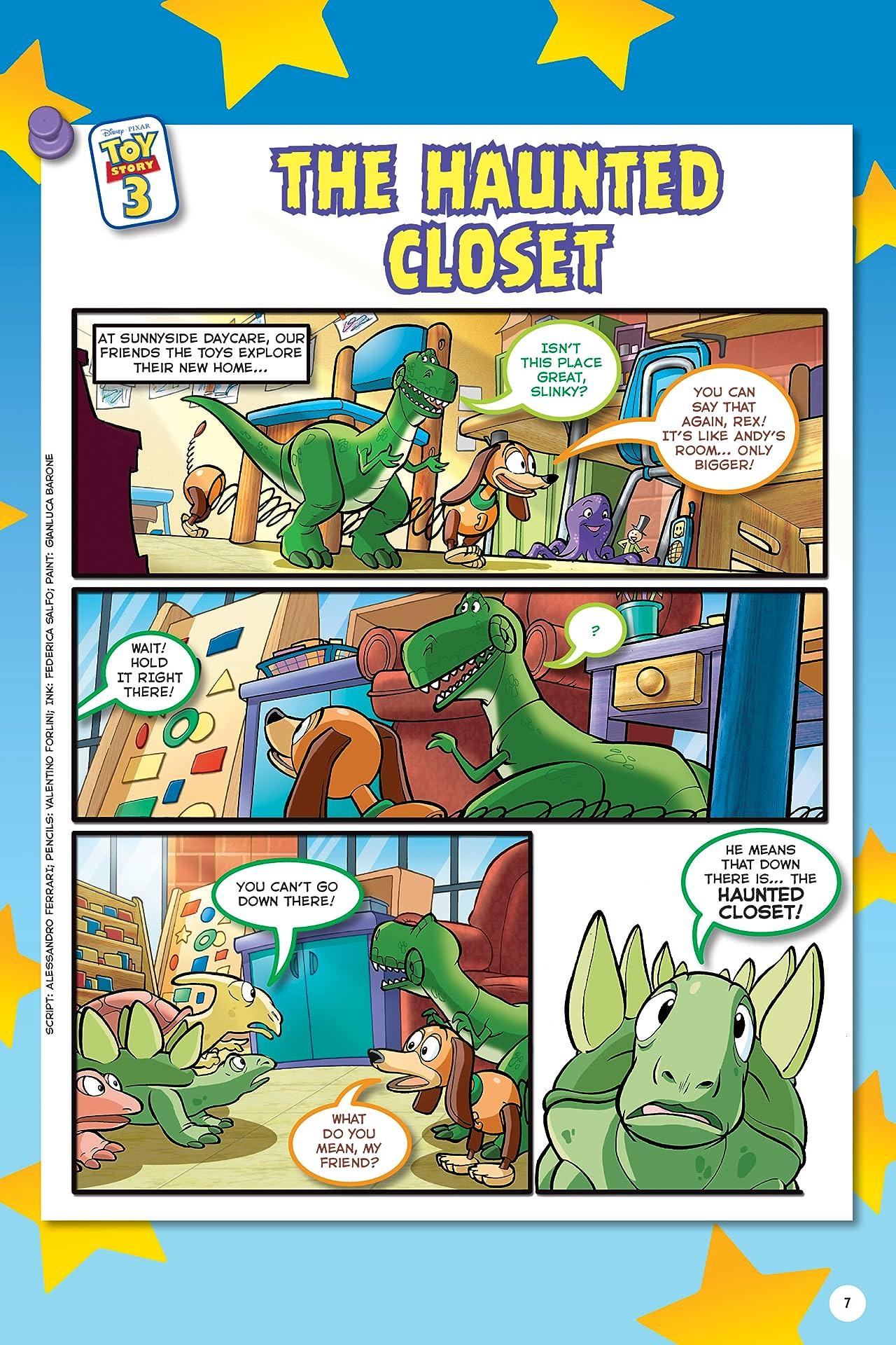 Disney•PIXAR Toy Story Adventures Vol. 2