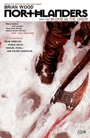 Northlanders Tome 3: Blood In the Snow