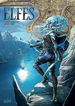 Elfes Vol. 25: Vengeance noire