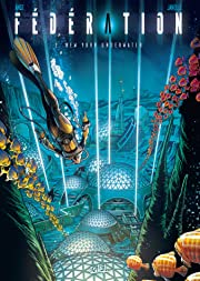 Fédération Tome 2: New York Underwater