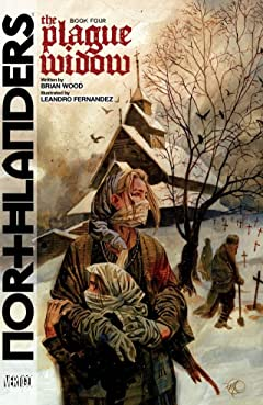 Northlanders Vol. 4: The Plague Widow