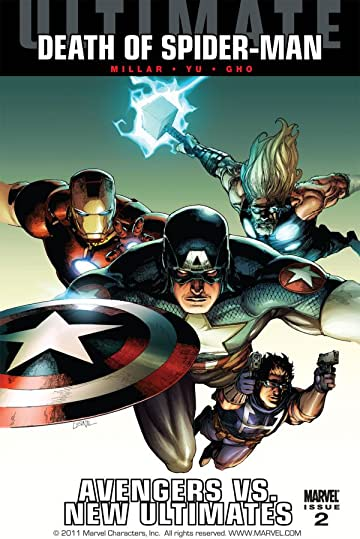 Ultimate Comics Avengers vs. New Ultimates #2 (of 6)