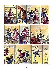 Aspic, détectives de l'étrange Vol. 7: Le Mystère de la momie blette