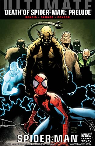 Ultimate Comics Spider-Man (2009-2012) #155