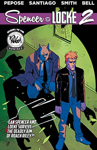 Spencer & Locke Vol. 2