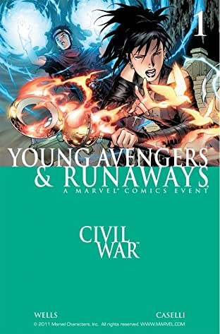 Civil War: Young Avengers & Runaways No.1 (sur 4)