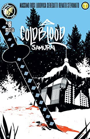Cold Blood Samurai #6