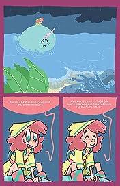 SeaFoam: A Friend for Madison #4