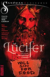 Lucifer (2018-) Vol. 1: The Infernal Comedy