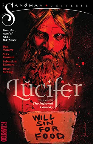 Lucifer (2018-) Tome 1: The Infernal Comedy