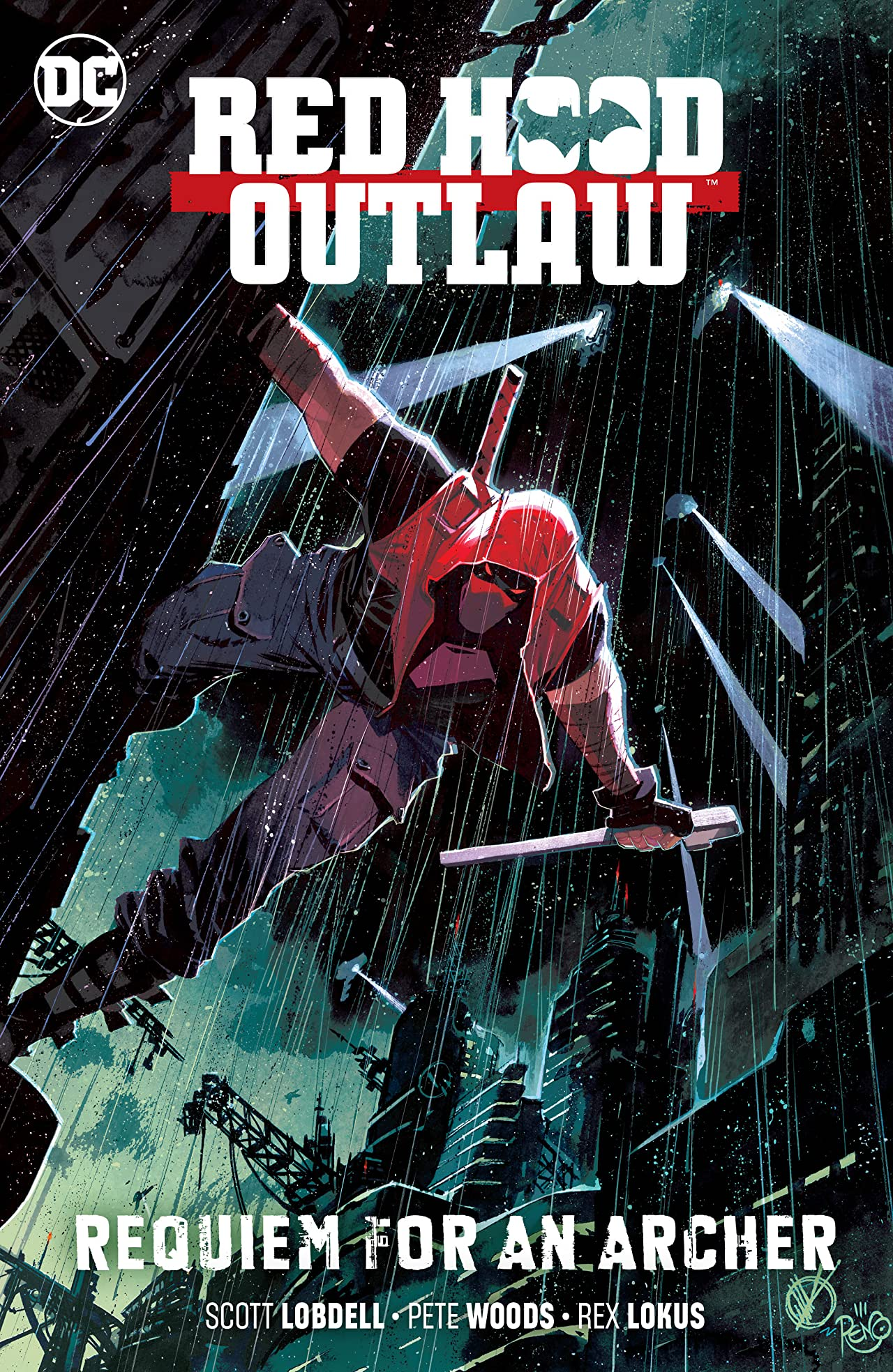 Red Hood: Outlaw (2016-) Tome 1: Requiem for an Archer