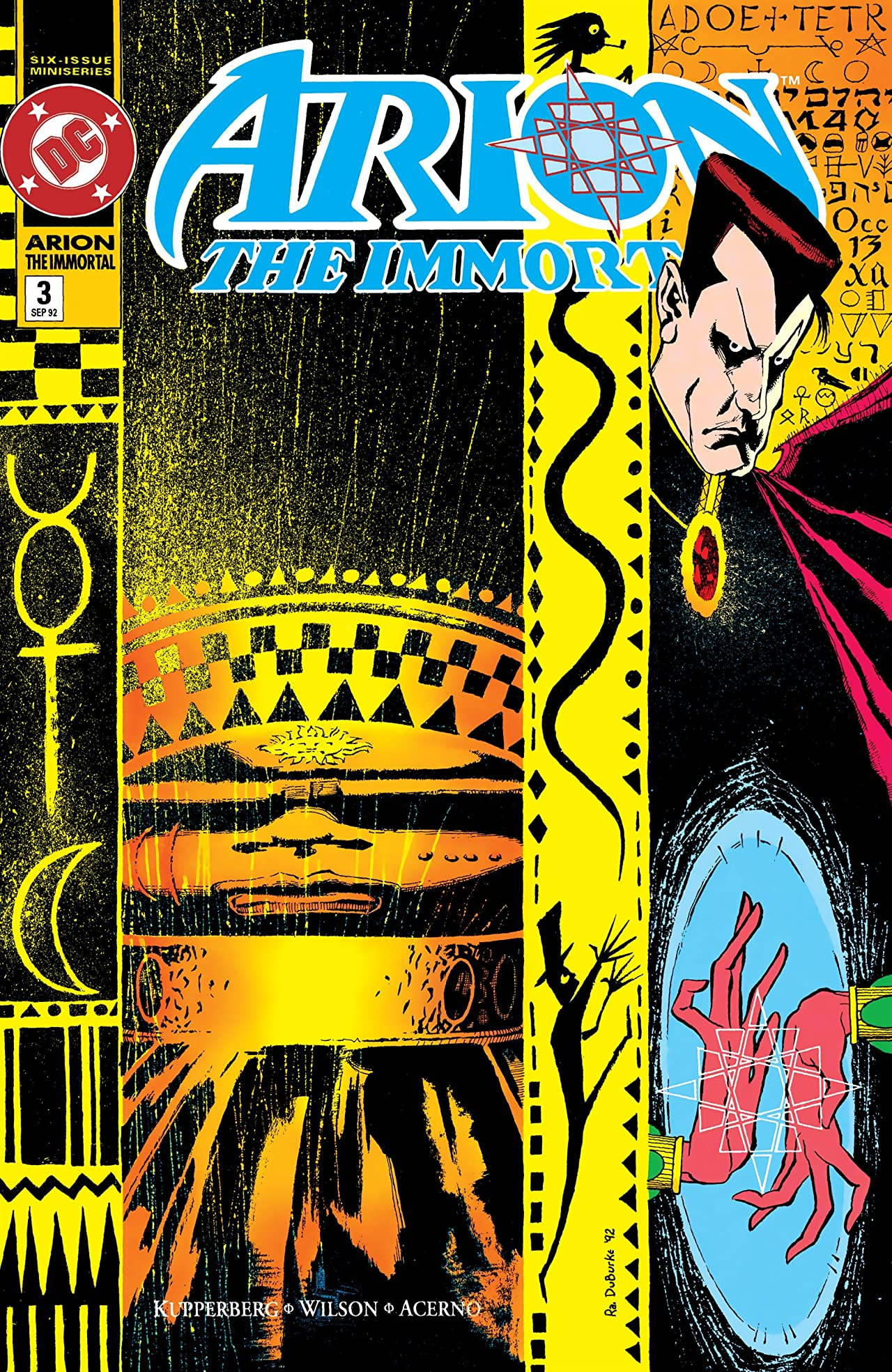 Arion the Immortal (1992) #3